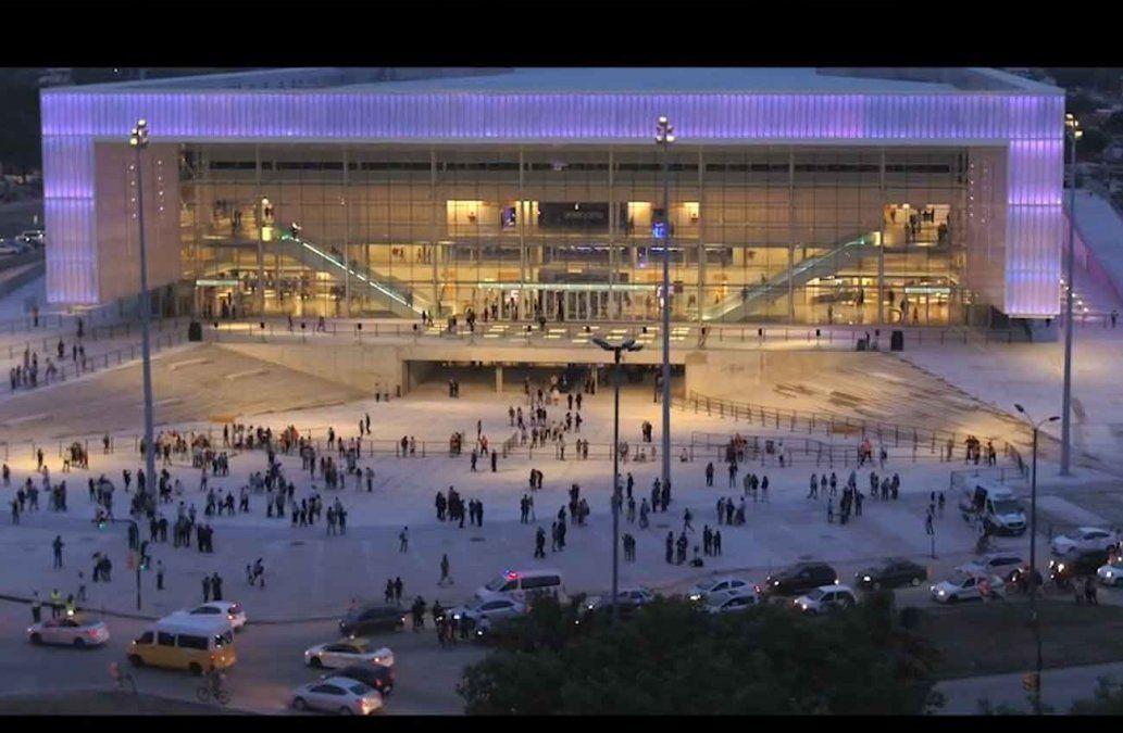 300 mil espectadores visitaron el Antel Arena desde su apertura