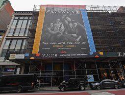 """Exhibición en Nueva York celebra el 25 aniversario de """"Friends"""""""
