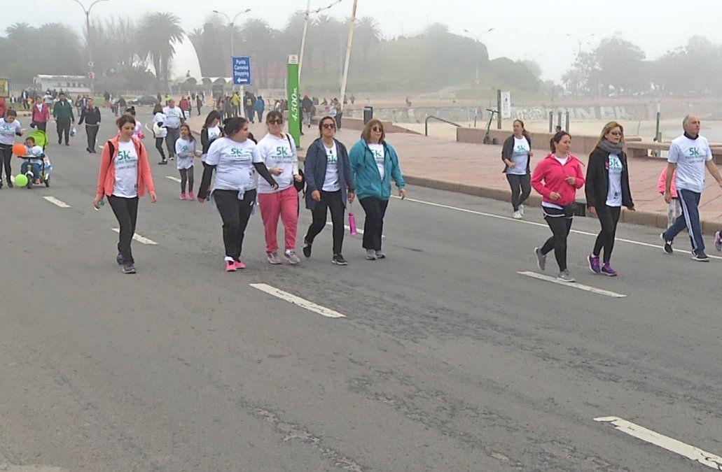 Más de 2.000 atletas corrieron la 5K por la Pérez Scremini