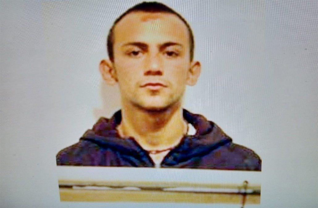 Fue capturado en Tres Cruces el recluso que se fugó del Hospital del Clínicas