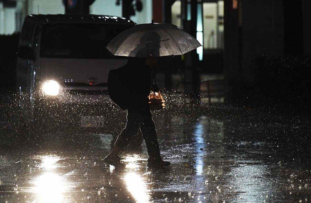 Lo peor de la tormenta llega en horas de la tarde, según experto en Meteorología