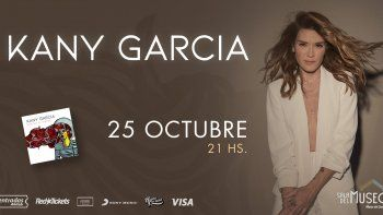 """Kany García llega a Uruguay con """"Contra el viento tour 2019"""""""