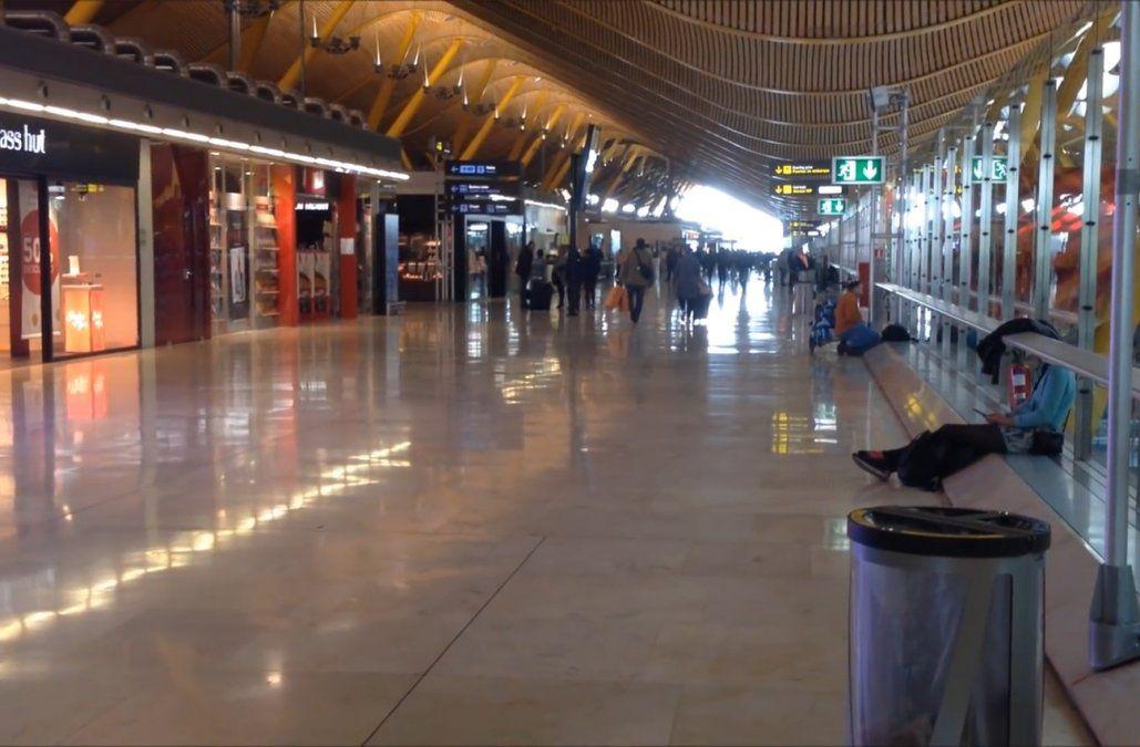 Hombre detenido en España con 47 kilos de cocaína salió de Carrasco sin ser detectado