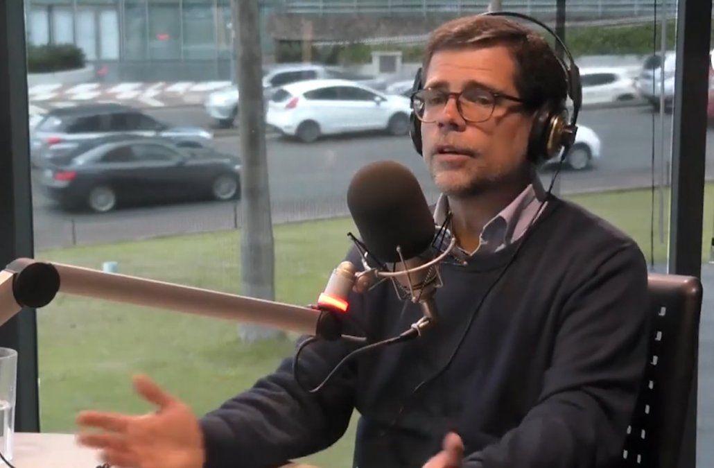 Oncólogo Álvaro Vázquez Delgado: el presidente va a seguir como si nada