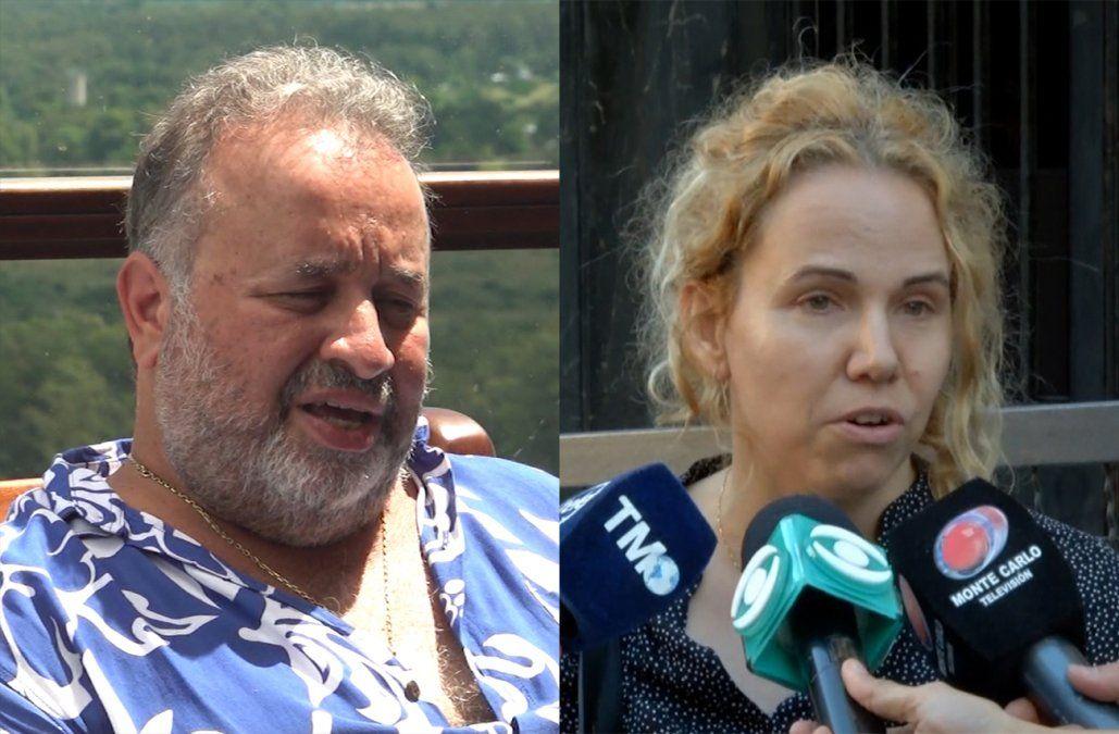 Sin acuerdo terminó la conciliación entre Balcedo y la fiscal Sabrina Flores