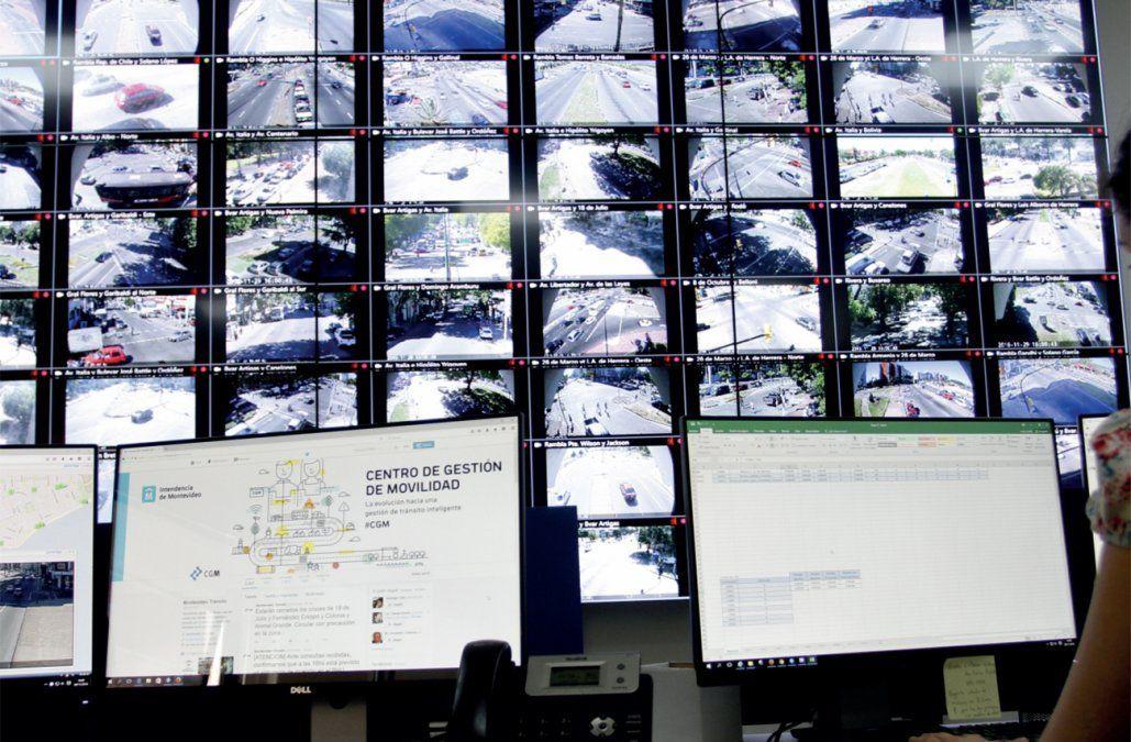 Por la fiscalización electrónica, la intendencia aumentó al doble a aplicación de multas de tránsito