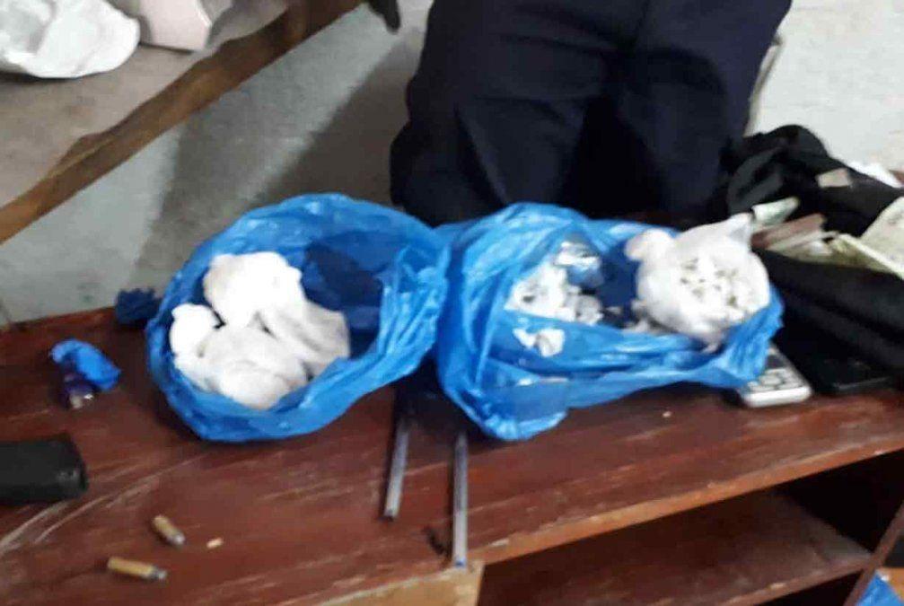 Desbarataron bocas en Casavalle y el 40 Semanas: hay seis detenidos