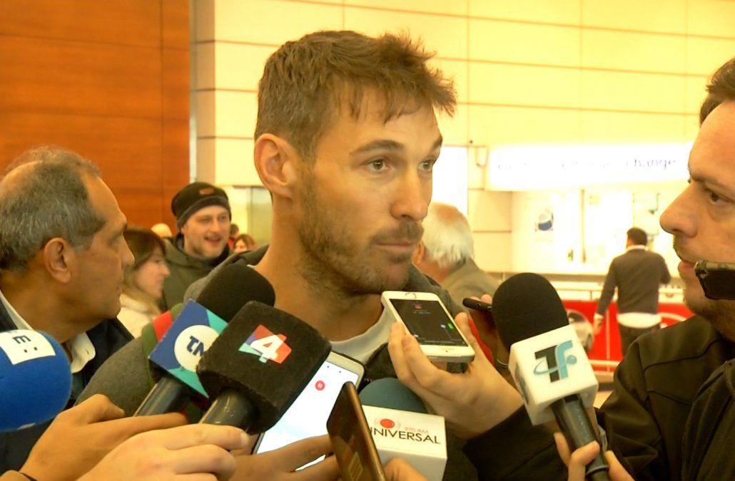 Llegó para jugar en Peñarol el español Xisco Jiménez, un esperado 9 de área