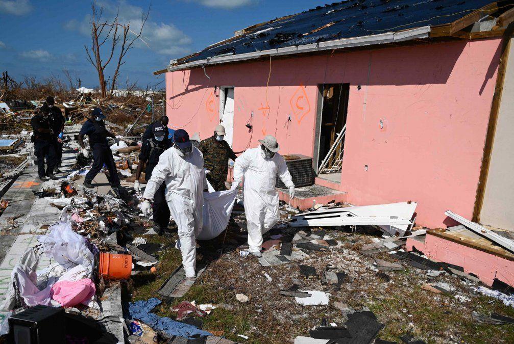 Aún hay 2.500 desaparecidos en Bahamas tras paso de Dorian