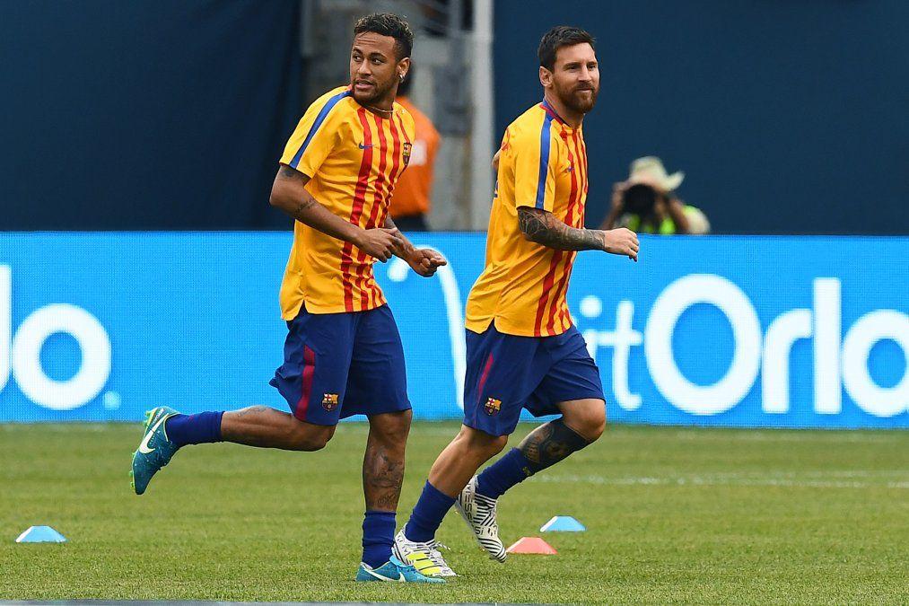 Messi: Sinceramente, no sé si Barcelona hizo todo lo posible para fichar a Neymar