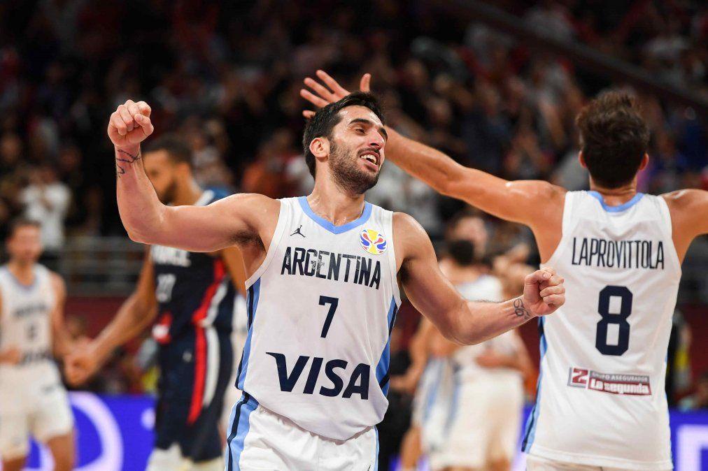 España y Argentina clasificaron a la final del Mundial de básquetbol