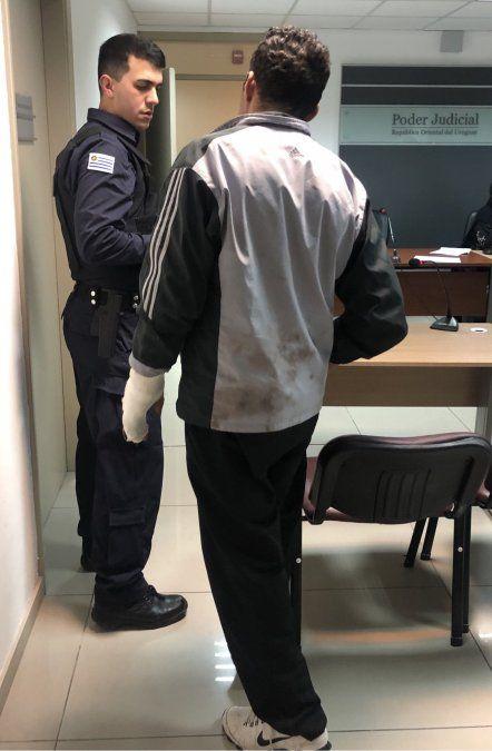 Marchó a prisión por intento de homicidio el hombre que quiso matar a su ex esposa