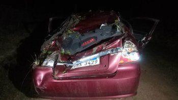 Un médico de Sarandí del Yi perdió la vida en un accidente en ruta 6