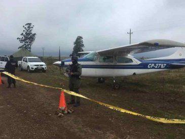 Prisión preventiva por 90 días para el piloto y copiloto de avión abandonado en Paysandú