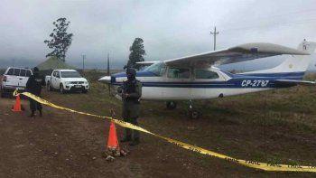 A prisión preventiva por 90 días piloto y copiloto de avión abandonado en Paysandú