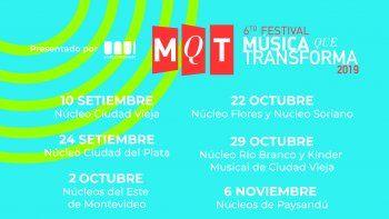 Llega el Festival de Orquestas y Coros Juveniles e Infantiles del Uruguay