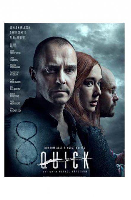 Afiche de la serie de TV que se estrena pronto