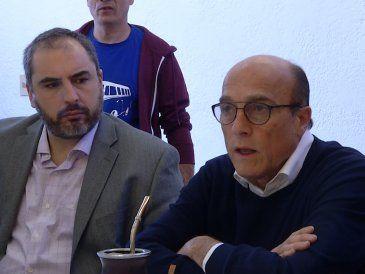 Martínez y el PIT coincidieron en mantener negociación tripartita de salarios