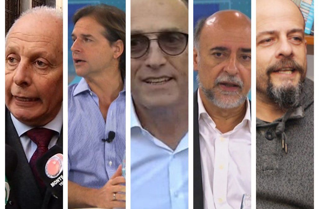 Martínez declara US$ 1.5 millones de patrimonio, el triple que Lacalle y Mieres