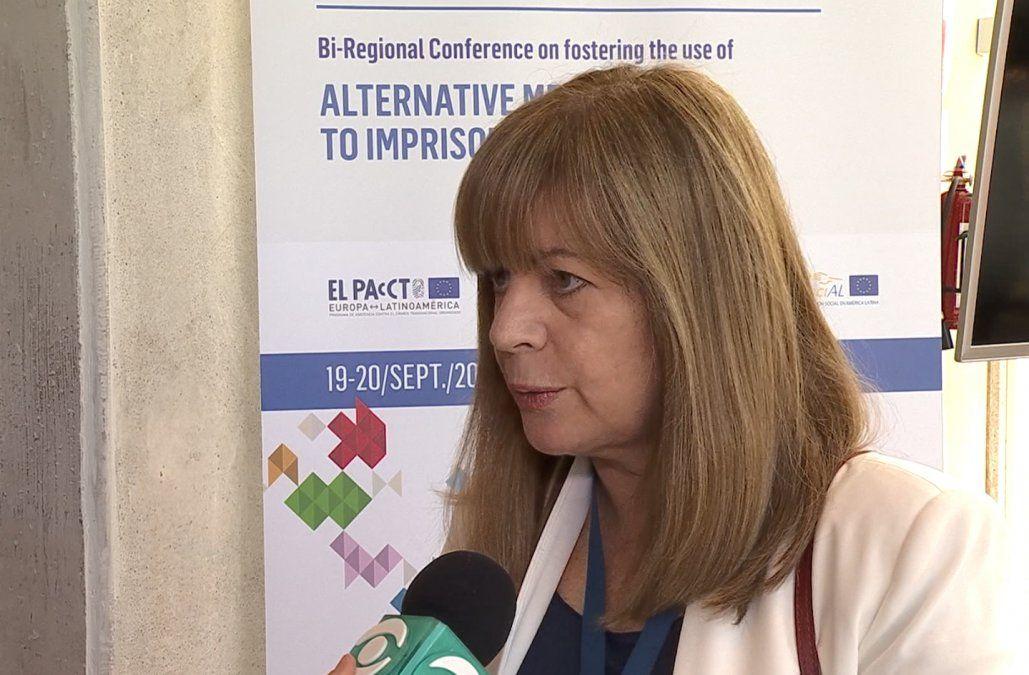 Fulco propone trabajar desde el embarazo para prevenir la delincuencia juvenil