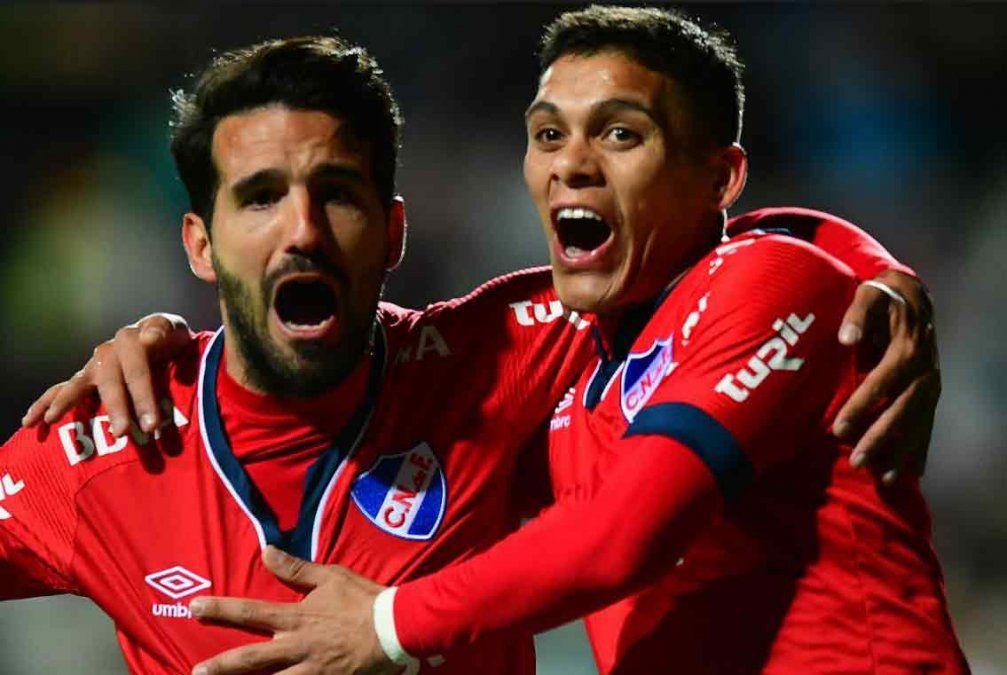 Nacional es el líder de la Tabla Anual tras ganarle 1-0 a Wanderers en el Viera