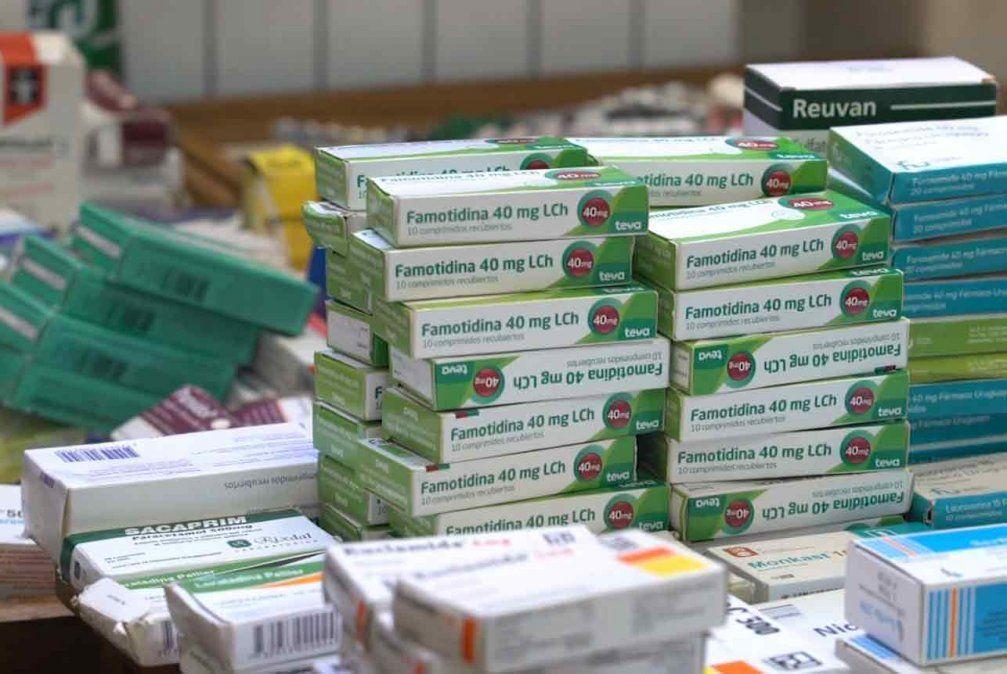 Intendencia incautó 4 mil medicamentos en ferias de Casabó y Belvedere