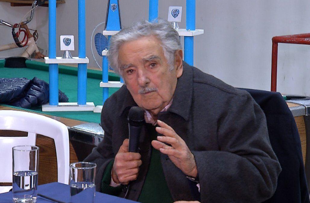 Mujica a Lacalle Pou: ubicate y no digas pavadas, ¿o pensás salir presidente?