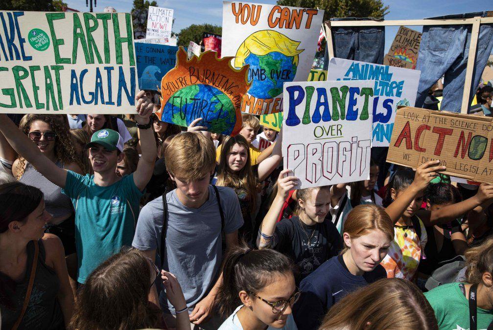 Cumbre clave sobre el clima en la ONU, bajo presión de los jóvenes