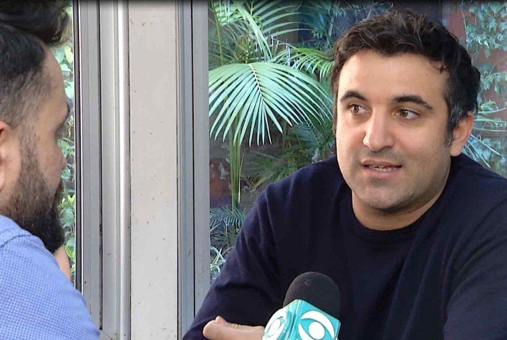 Martín Rivero presenta su nuevo disco: La espuma de las horas