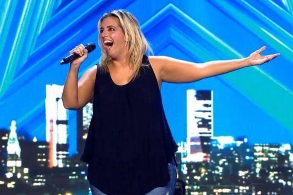 La cantante uruguaya Florencia Pasquet  pasó a semifinales de Got Talent España