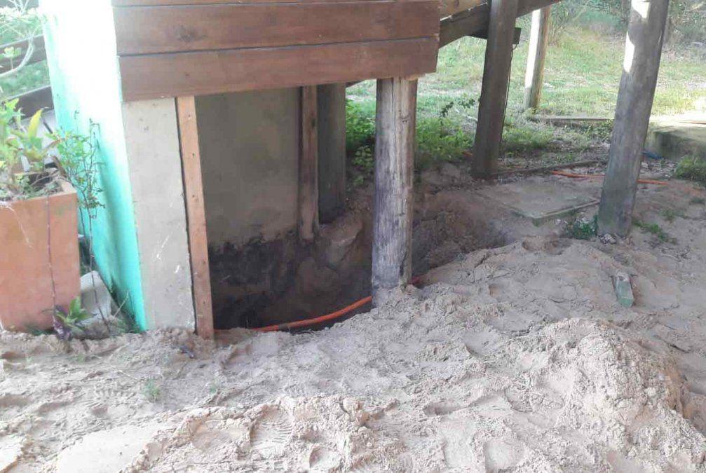 Seis personas declaran por los restos humanos hallados en la casa de Cristina Jones