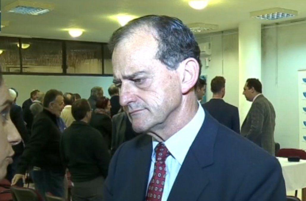 Manini Ríos acusa al fiscal Morosoli de estar mandatado para imputarle un delito