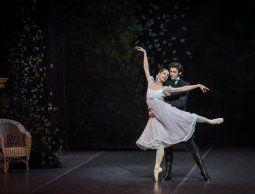 Últimas funciones de María Noel Ricetto con Onegin, un hito del Ballet de Sodre