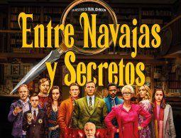 """Se estrenó nuevo tráiler de la película """"Entre Navajas y Secretos"""""""