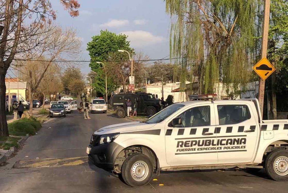 Recapturan al narco fugado el Ricardito; hay otros diez detenidos con droga y armas