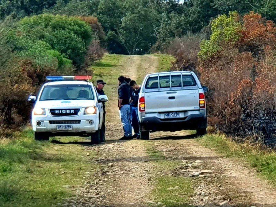 Delincuentes coparon un establecimiento rural, maniataron y durmieron a una mujer