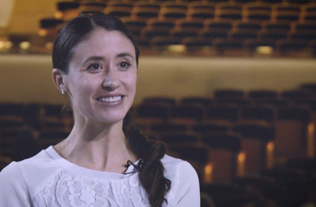 Nadia Mara y su sueño de bailar en Uruguay