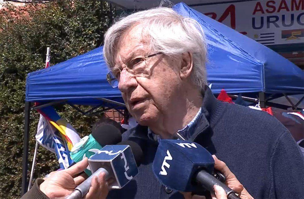 Astori: La oposición parece que estuviera hablando de otro país