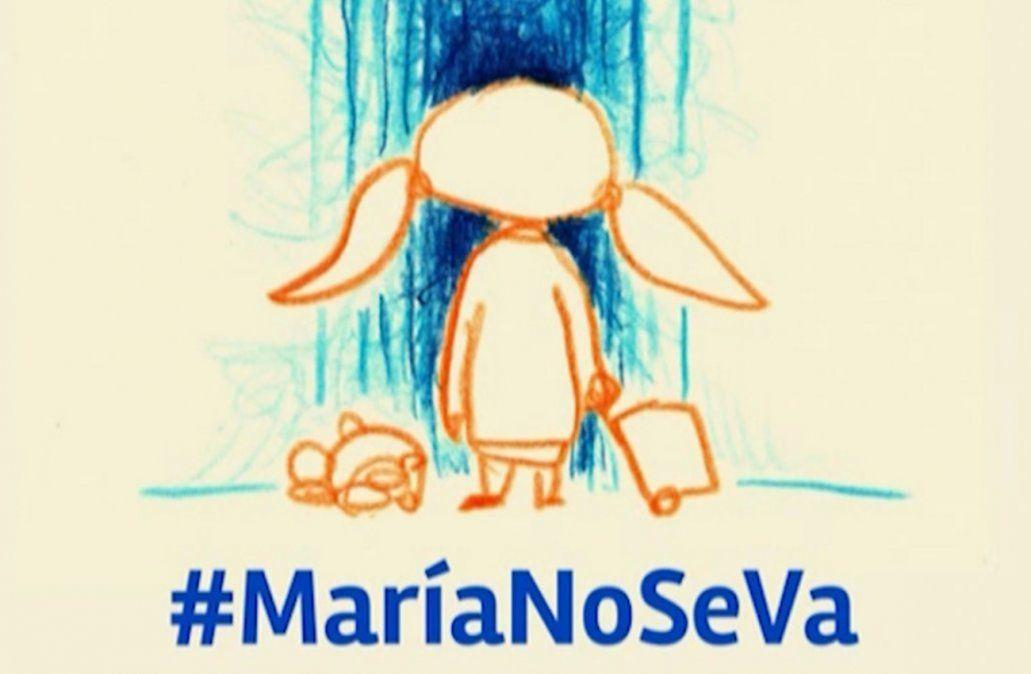 Caso María en España: podían sacarle la tenencia a la madre