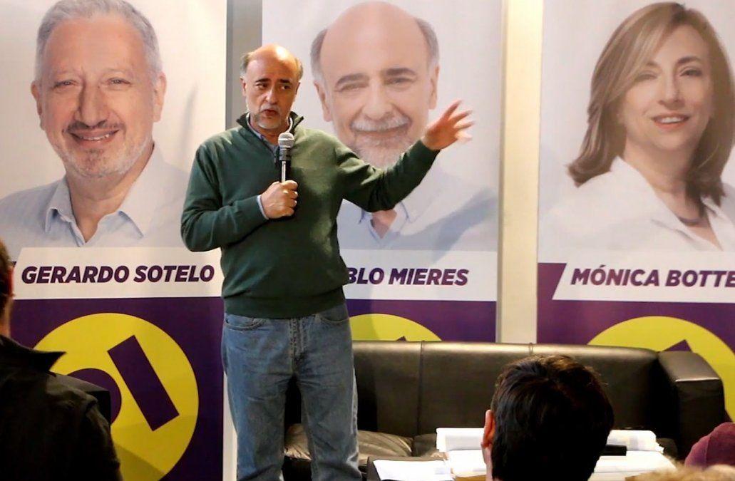 Mieres afirma que el Partido Independiente es la llave para un cambio de gobierno