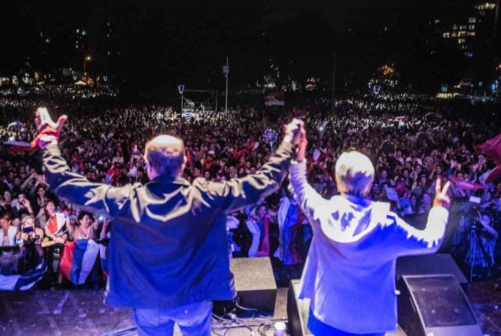 Daniel Martínez llamó a construir un Uruguay de derechos y decirle no a la reforma
