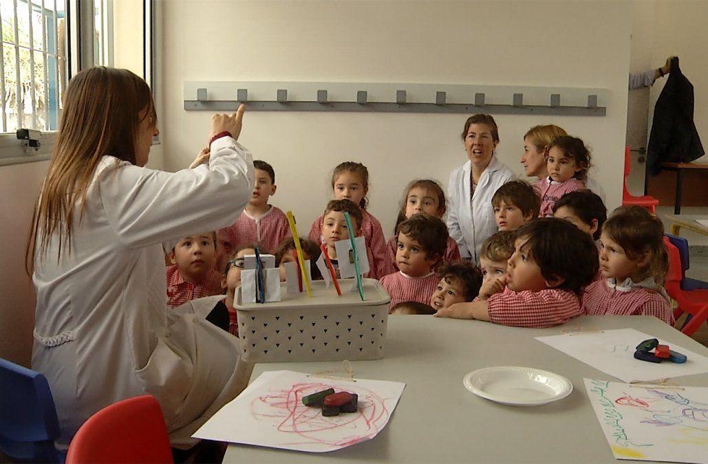 Primaria abrió las inscripciones para niños de 3 a 5 años para el año que viene