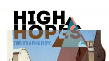 High Hopes Tributo a Pink Floyd: Wish you were here