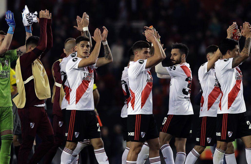 River jugó a lo campeón, venció 2-0 a Boca y se encamina a la final de Libertadores