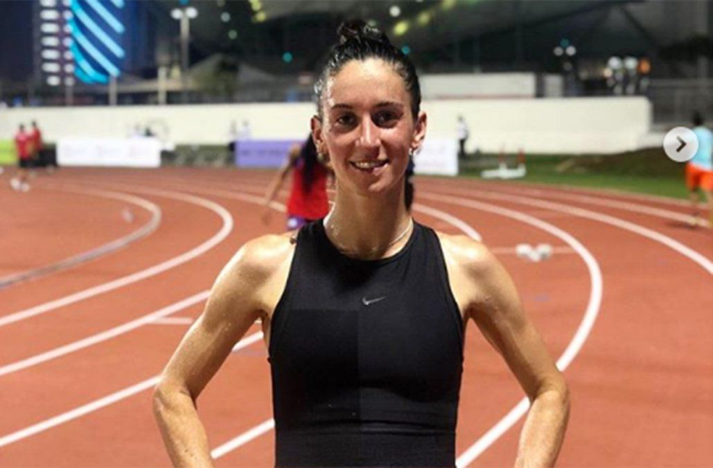María Pía Fernández se despidió del Mundial de Doha con récord nacional