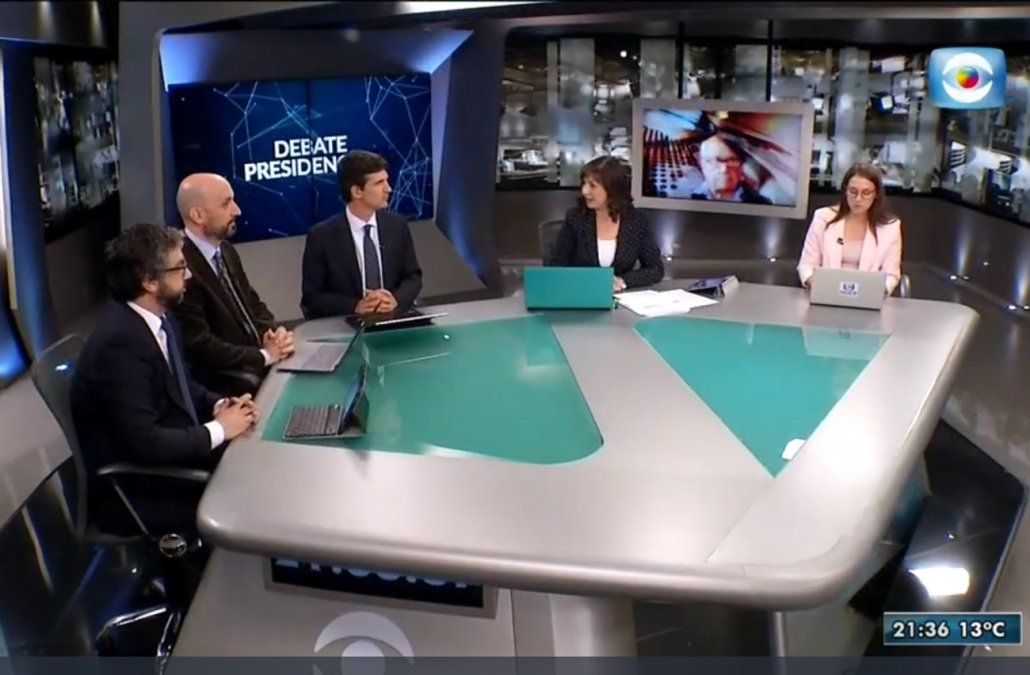 Canal 10 lideró el rating durante el debate y Subrayado lo hizo antes y después