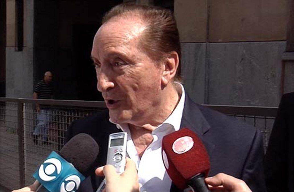 FIFA suspendió de por vida a Figueredo y le aplicó una multa de un millón de dólares
