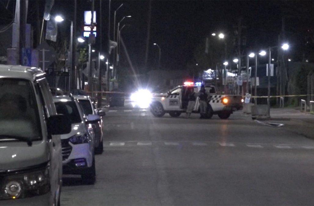 Tiroteo entre delincuentes con más de 40 disparos en la ciudad de Maldonado