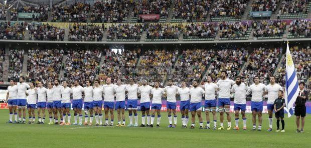 Foto: Twitter@RugbyUruguay