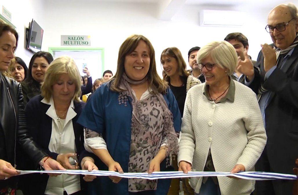 ASSE inauguró una sede de Salud Mental en Mercedes